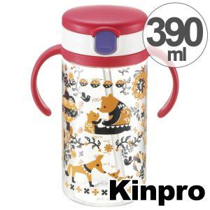 おでかけストローマグ320 390ml リッチェル Kinpro キンプロ ベビーグッズ ( ベビー用マグ 水筒 外出 出産祝い )|livingut