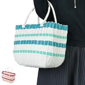カゴバッグ シエルシエル CielCiel トートバッグ Sサイズ バスケット ( ピクニックバスケット 買い物かご ピクニックバッグ ) livingut