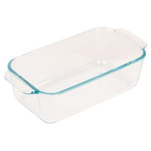 パウンドケーキ型 26cm 強化ガラス パイレックス Pyrex オーブンウェア 皿 食器 ( パウンドケーキ 型 容器 耐熱 ガラス オーブン 電子レンジ )|livingut|04
