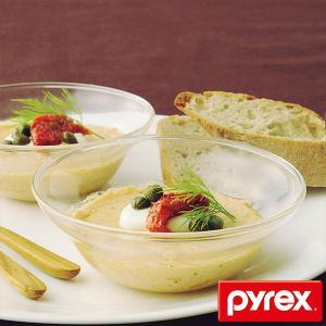 ボウル 耐熱ガラス 210ml パイレックス Pyrex 皿 食器 ( お皿 小鉢 容器 耐熱 ガラス オーブン 電子レンジ )|livingut