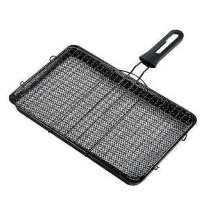 魚焼き器 焼き風味 ワイドクリンプ魚焼 ガス火専用 セラミッ...