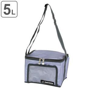 クーラーバッグ アクアクーラー ブルー 5L アルミ ( ソフトクーラー 保冷バッグ クーラーボックス )