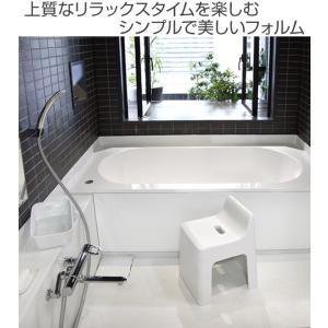 RETTO 風呂イス バスチェアー ハイチェア 高さ31cm ( 風呂いす バススツール バス用品 )|livingut|02