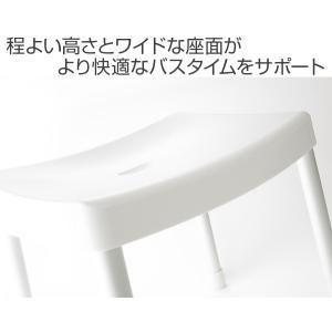 RETTO 風呂イス バスチェアー コンフォートチェア Mサイズ 高さ31cm ( 風呂いす バススツール バス用品 )|livingut|02