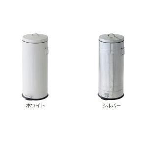 ■在庫限り・入荷なし■ ゴミ箱 ダストボックス ペダル式 Garp 30L ( ごみ箱 ふた付き おしゃれ )|livingut|03