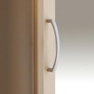 オーダー本棚扉専用 ハンドル変更オプション アーチハンドル ※扉と同時にご購入ください。 ( オーダーメイド セミオーダー )|livingut|05