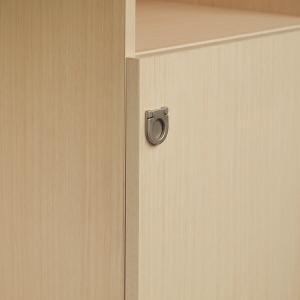 【15日限定クーポン配布】オーダー本棚扉専用 ハンドル変更オプション フラットハンドル ※扉と同時にご購入ください。 ( オーダーメイド セミオーダー )|livingut|06