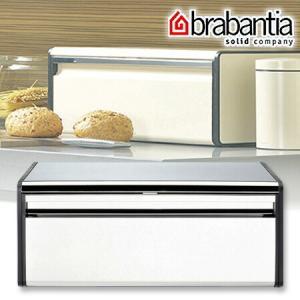 brabantia(ブラバンシア) ブレッドビン フォールフロント クローム ( パンケース キッチン収納 )|livingut