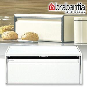 brabantia(ブラバンシア) ブレッドビン フォールフロント ホワイト ( パンケース キッチン収納 )|livingut