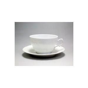 リチャード・ジノリ ベッキオ・ホワイト ティーC/S #2995/30525(9302) 240cc|livingwell-de