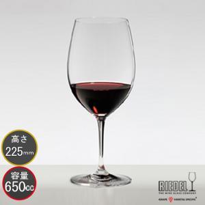リーデル RIEDEL ヴィノム ワイングラス ボルドー 6416/0|livingwell-de