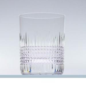 当社オリジナルボックス入り 名入れグラス 代引不可 バカラ Baccarat ナンシー タンブラーグラス2 1-301-292 レリーフ・エッチング料金込み|livingwell-de