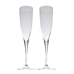 名入れグラス 代引不可 結婚御祝 バカラ Baccarat ドンペリニヨン シャンパンフルート ペア 1-845-244 レリーフ・エッチング料金込み|livingwell-de