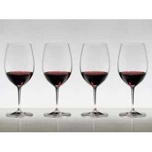 送料無料 リーデル RIEDEL ヴィノム ワイングラス ボルドー 6416/0 4本セット |livingwell-de