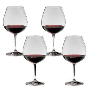 送料無料 リーデル RIEDEL ヴィノム ワイングラス ブルゴーニュ 6416/7 4本セット |livingwell-de