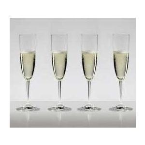 送料無料 リーデル RIEDEL ヴィノム ワイングラス シャンパーニュ 6416/8 4本セット |livingwell-de