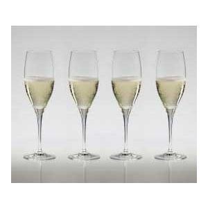 送料無料 リーデル RIEDEL ヴィノム キュヴェ・プレステージ ワイングラス シャンパーニュ 6416/48 4本セット |livingwell-de