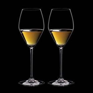 《名入れグラス》代引不可 送料無料 リーデル RIEDEL ヴィノムエクストリーム ワイングラス デザートワイン 4444/55 ペア 【レリーフ・エッチング】|livingwell-de