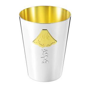 アサヒ 金彩 金銀銅の富士山カップ 純銅カップに金銀メッキ 350ml CNE951FJ 日本製 made in Tsubame メイド・イン・ツバメ認定商品|livingwell-de