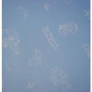 ピーターラビットの包装紙|livingwell-de