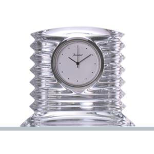 バカラ Baccarat ラランド クロック 時計 S クリア 2-100-263 結婚祝い 敬老の日 livingwell-de
