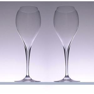 バカラ Baccarat オノロジー シャンパーニュグラス ペア 2-100-297 2100-304 x2本 ペア箱入り|livingwell-de