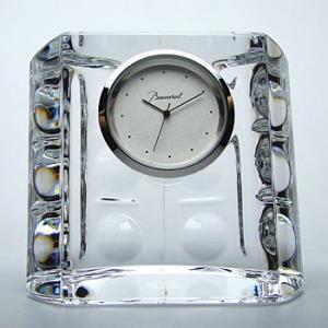 バカラ Baccarat エキノックス クロック 時計 2-102-677 結婚祝い 敬老の日 livingwell-de