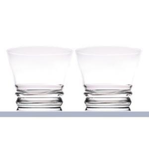 《名入れグラス》代引不可 送料無料 バカラ Baccarat ベガ タンブラーグラスL ペア  2-104-381 【レリーフ・エッチング】|livingwell-de