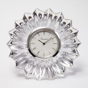 バカラ Baccarat ミルニュイ クロック 時計 クリア 2-105-136 結婚祝い 敬老の日 livingwell-de