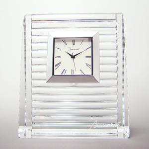 バカラ Baccarat ガリレ クロック 時計 S クリア 2-105-872 結婚祝い 敬老の日 livingwell-de