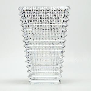 バカラ Baccarat アイ ベース 花瓶 H20cm 2-612-989 結婚祝い 敬老の日|livingwell-de