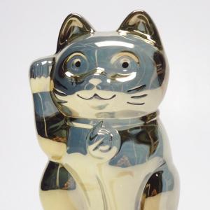 バカラ Baccarat 置物 招き猫 ゴールド 2-612-997 livingwell-de 04