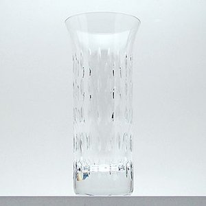 バカラ Baccarat フローラ グレイン ベース 花瓶 2-613-139 結婚祝い 敬老の日|livingwell-de