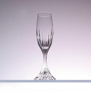 バカラ Baccarat マッセナ シャンパンフルートグラス 1-344-109|livingwell-de