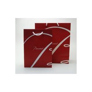 バカラ のロゴ入り紙袋 M|livingwell-de