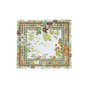 送料無料  ジアン (Gien) Bagatelle(バガテル) スクエアープレート 29.5x26.5cm 結婚祝い 敬老の日|livingwell-de