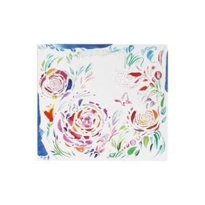 送料無料  ジアン (Gien) Passion(パッション) スクエアープレイト 29.5cm x 26.5cm|livingwell-de