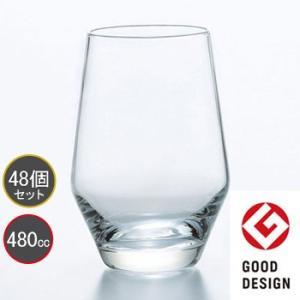 東洋佐々木ガラス HS強化グラス ウォーターバリエイション タンブラー 48個セット T-25102HS livingwell-de