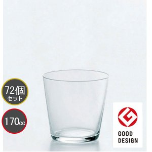 東洋佐々木ガラス リオート ミニグラス タンブラー 72個セット T-20206-JAN livingwell-de