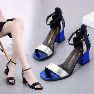 商品コード:LXZ028 素材:PU&ゴム カラー:ブラック、シルバー、ブルー ヒール高さ:...
