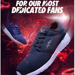 ランニングシューズ メンズ スニーカー デッキシューズ レースアップ ローカット 軽量 靴 シューズ ジョギング ランニング ウォーキング アウトドア 通気性|liz-store
