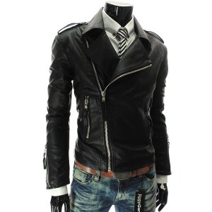 レザージャケット フェイクレザー ジャケット ライダースジャケット メンズ ジャケット 黒 革ジャン ジャンパー ブルゾン アウター liz-store