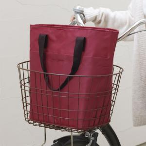 セルヴァン クラセル 自転車カゴにもスッポリ入る保冷・保温トートバッグ|lizelize