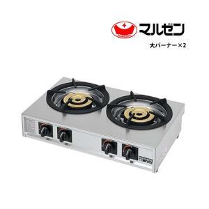 9.30KW(8000Kcal)の強化力2重バーナーを使用。中華料理や炒め物などを味良く一気に調理し...