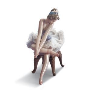 Lladro (リヤドロ) バレエ ダンス ダンサー 少女     「オープニングナイト #5498」|lladro-daisuki
