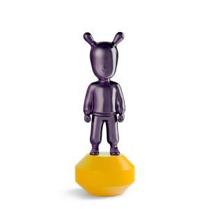 Lladro (リヤドロ) ゲストシリーズ ファンタジー 人形      「The Guest - 小 (Purple/Yellow) #7746」 lladro-daisuki