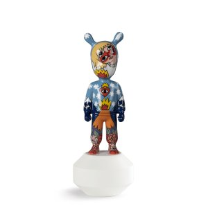 Lladro (リヤドロ) ゲストシリーズ ファンタジー 人形      「The Guest by Ricardo Cavolo-小- #7748」 lladro-daisuki