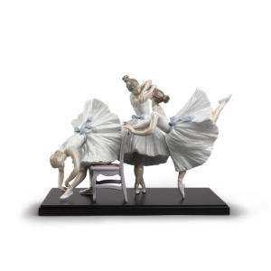 Lladro (リヤドロ) バレエ バレリーナ 少女 女性     「バレエの華たち #8476」|lladro-daisuki