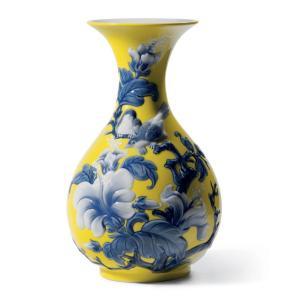 Lladro (リヤドロ) 花瓶 ベース 雀 スズメ 鳥    「花瓶(すずめ) #8725」|lladro-daisuki