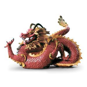 Lladro (リヤドロ) ドラゴン 干支 辰      「聖龍 #9235」 lladro-daisuki